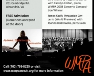 Kazik Percussion Concerto World Premiere