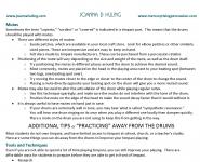 Joanna D Huling: Timpani FUNdamentals Page 5