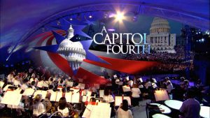 PBS A Capitol Fourth with Lauren Alaina and NSO @ US Capitol